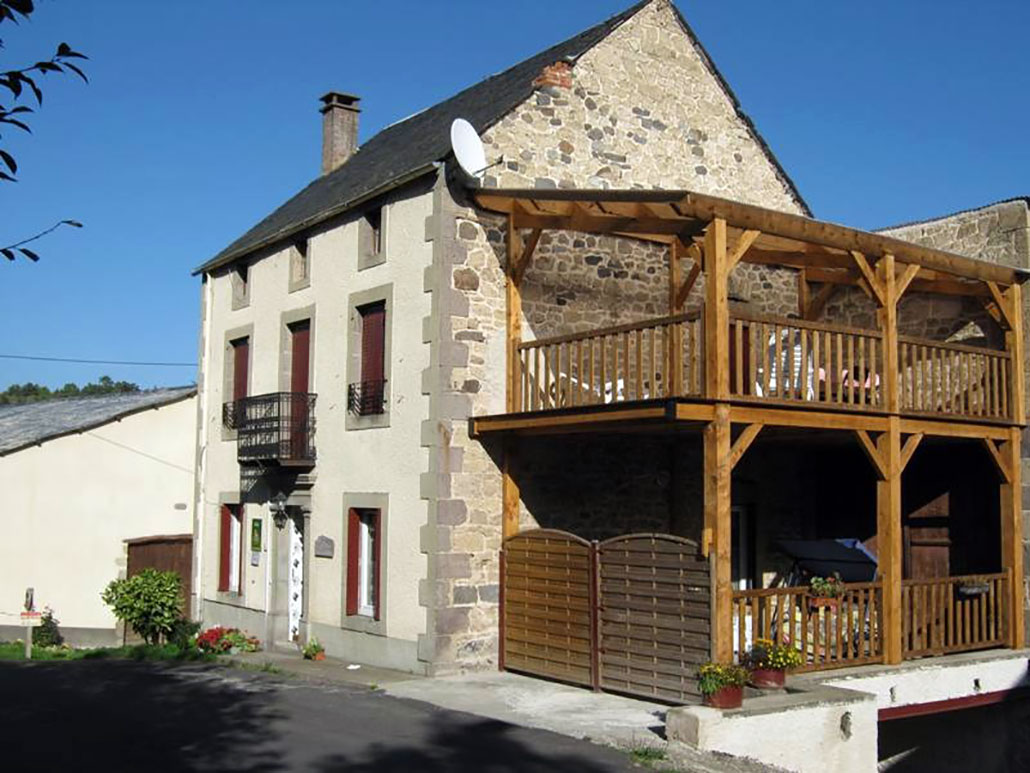 Gîte dans le Sancy : L'Estanco, gîte de France 3 épis à Saint-Nectaire